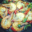 Kung Pao Shrimp photo by Jenny Espenocilla